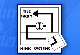 tilegram mimic systems logo
